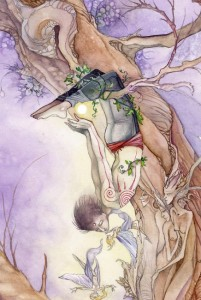 The Hanged Man ©Stephanie Pui-Mun Law