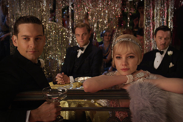 The stars of The Great Gatsby