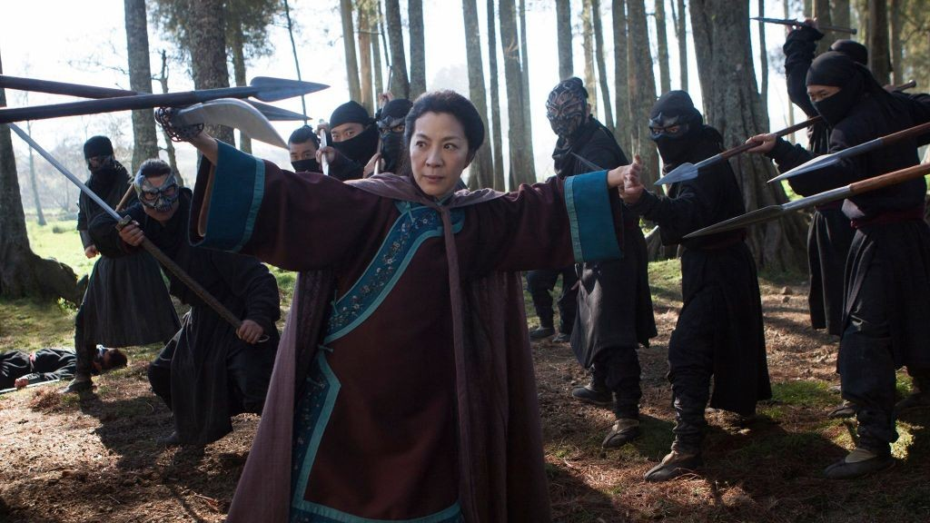 Crouching Tiger, Hidden Dragon 2: The Sword of Destiny